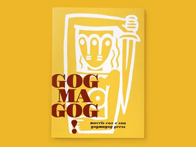 Gogmagog! Morris Cox e sua Gogmagog Press